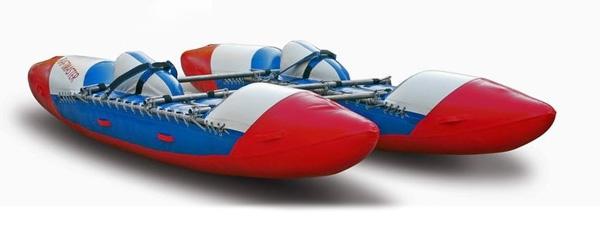 Катамаран Raftmaster Fox 2T