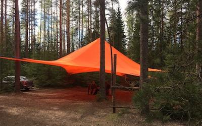 Аренда тента шатра