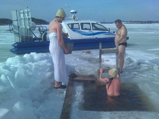 Туры на крещенские морозы